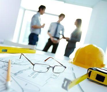 Planung und Einreichung von Bauvorhaben